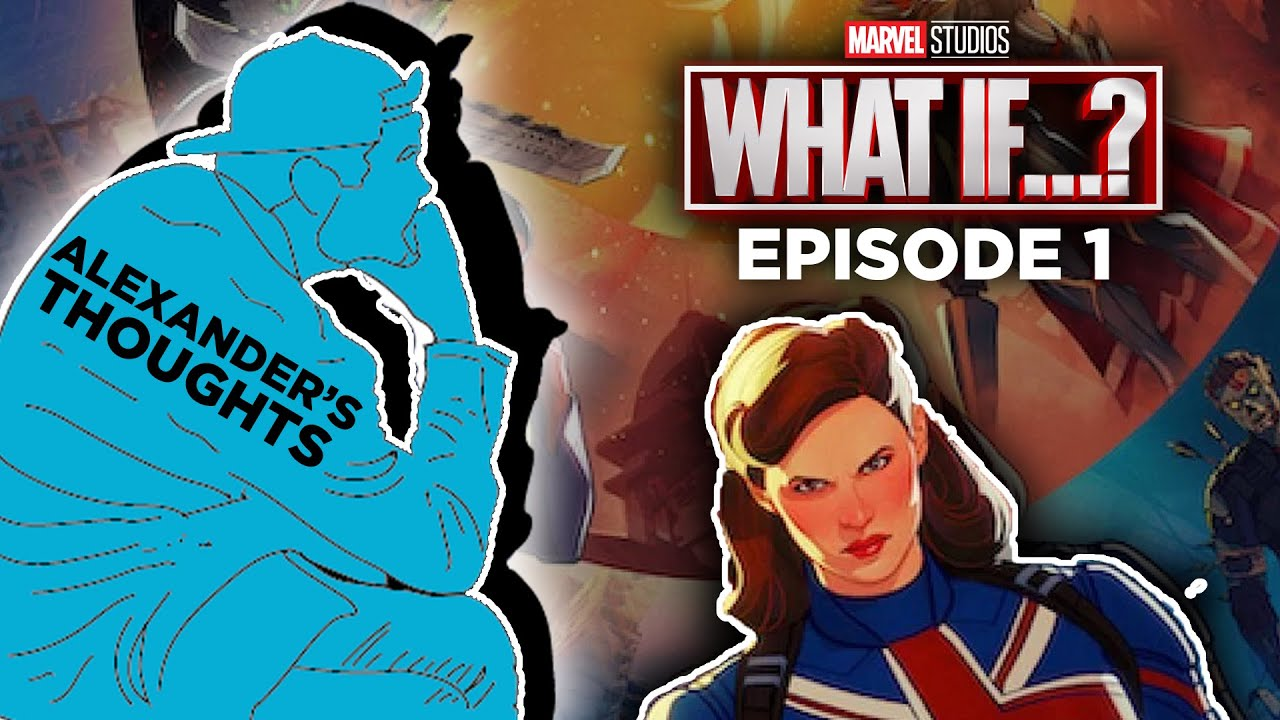 My thoughts on the TV Series What If...?