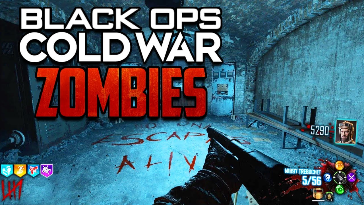 Major Zombies Gameplay Leak Black Ops Cold War Zombies Leaked Gameplay Images New Snowy Map Youtube