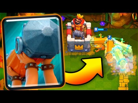 "New ""BATTLE RAM"" Gameplay // Clash Royale Update!"