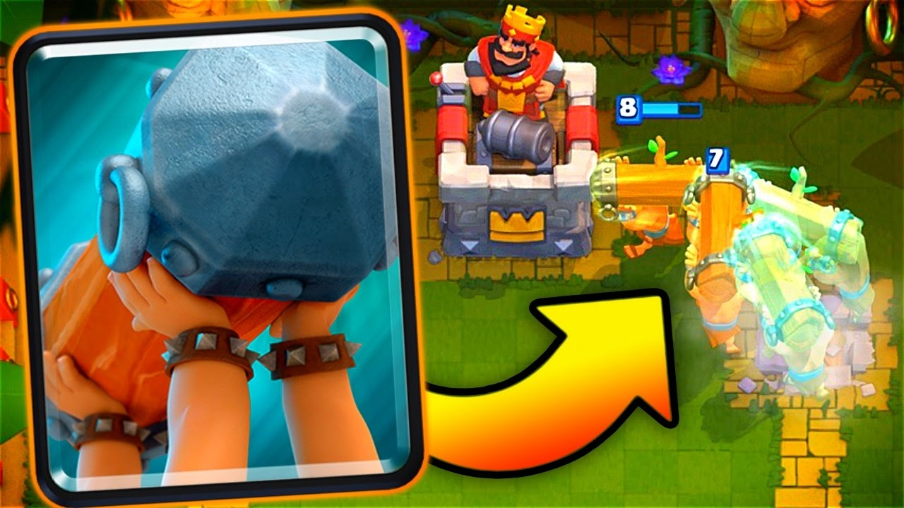 "New ""BATTLE RAM"" Gameplay // Clash Royale Update! - YouTube"