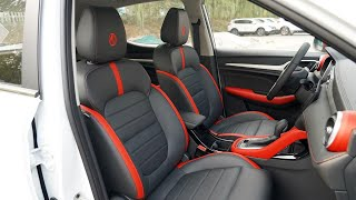 New MG ZS 2020 - Interior and Exterior