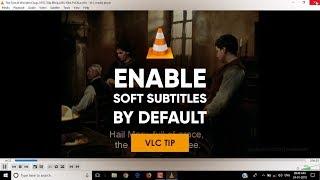Как включить Soft-субтитры по умолчанию в VLC Media Player screenshot 5