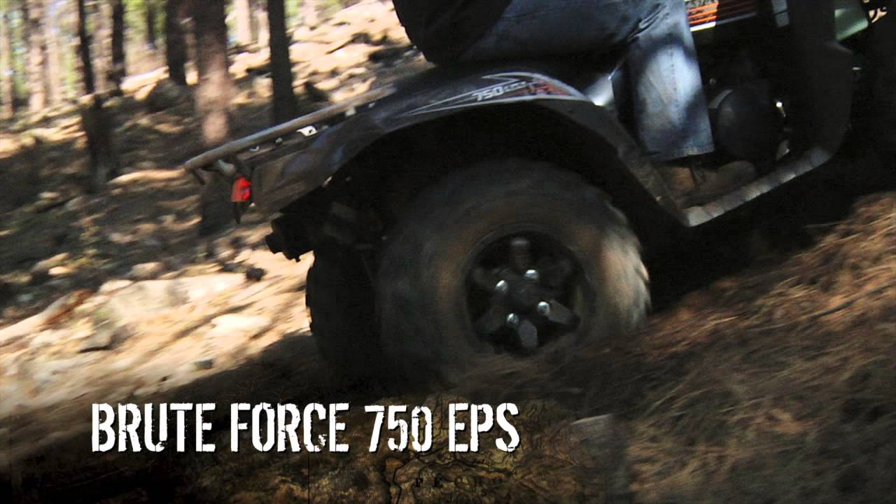 Grizzly 700 vs Brute Force 750 - Ultramatic Transmission