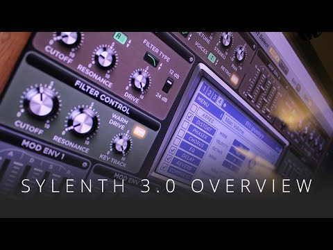 Sylenth1 v3.0 New Features