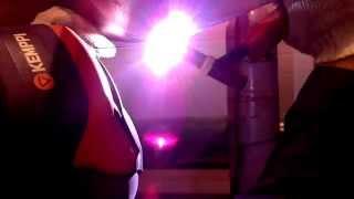 Аргоновая сварка нержавеющего трубопровода(Argon welding stainless steel pipe)(Аргоновая сварка труба нержавеющая сталь 3мм., 2012-09-23T06:02:36.000Z)