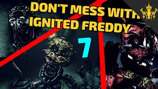 ⭐️Five Nights at Freddy's - Don't mess with Ignited Freddy 7 - The Retaliation TRAILER | Bertbert⭐️