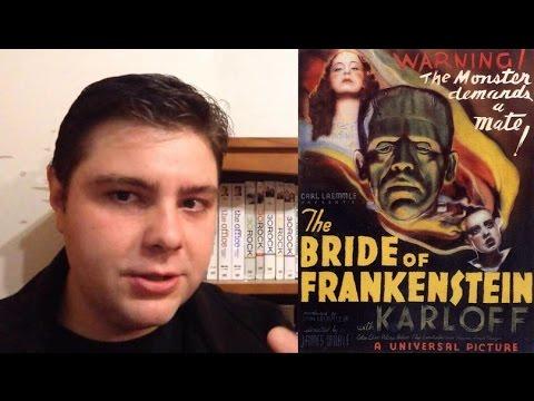 THE BRIDE OF FRANKENSTEIN (1935) Movie Review