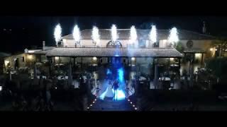 Drone Wedding Footage