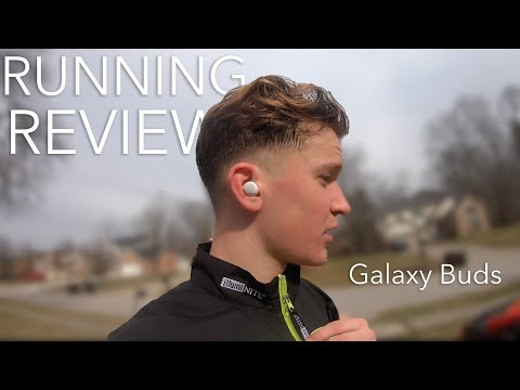 Samsung Galaxy Buds: Runner's Review!