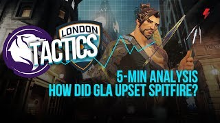 Download Video Surefour starts Hanzo on King's Row - Gladiators vs. Spitfire Upset Analyzed in Under 5 Minutes MP3 3GP MP4