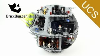 Lego UCS Star Wars 75159 Death Star - Lego Speed Build