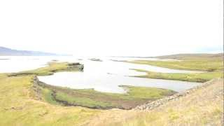 Iceland ocean landscape - Paisagem Islândia oceano