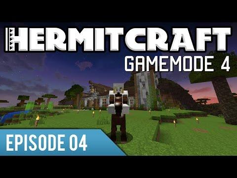Hermitcraft Gamemode 4 | 04 | Basement...