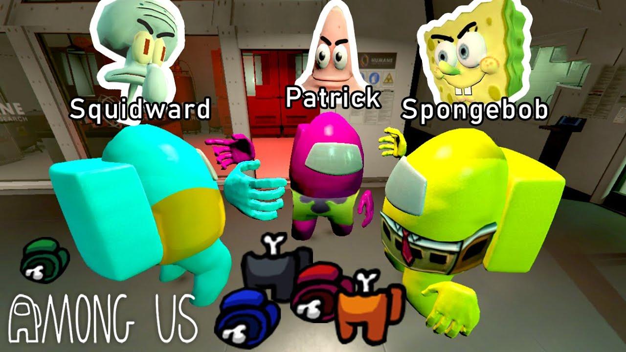Among Us Tapi Yang Main Spongebob Gta 5 Among Us Episode 2 Youtube