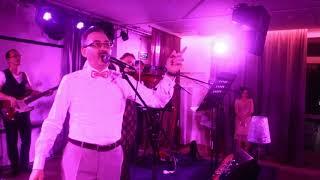 Авторская песня на свадьбу в исполнении отца невесты!