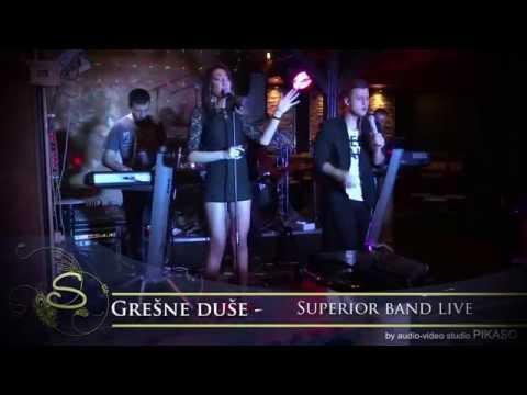 Gresne duse - Superior band live