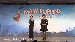 待望の日本初演が、遂に実現する! 2018年3月、メリー・ポピンズがあな...