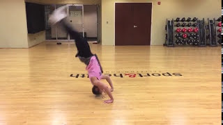 How To Do a Headspring