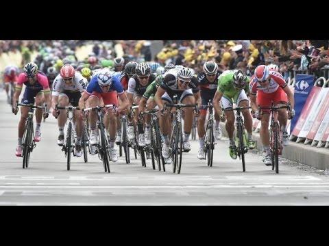 Tour de France 2014: 4eme étape : Le Touquet - Lille Métropole