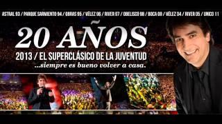 Cristo, Cristo de mi Vida (En Vivo) SúperClásico - River Plate - Dante Gebel (14/12/2013)