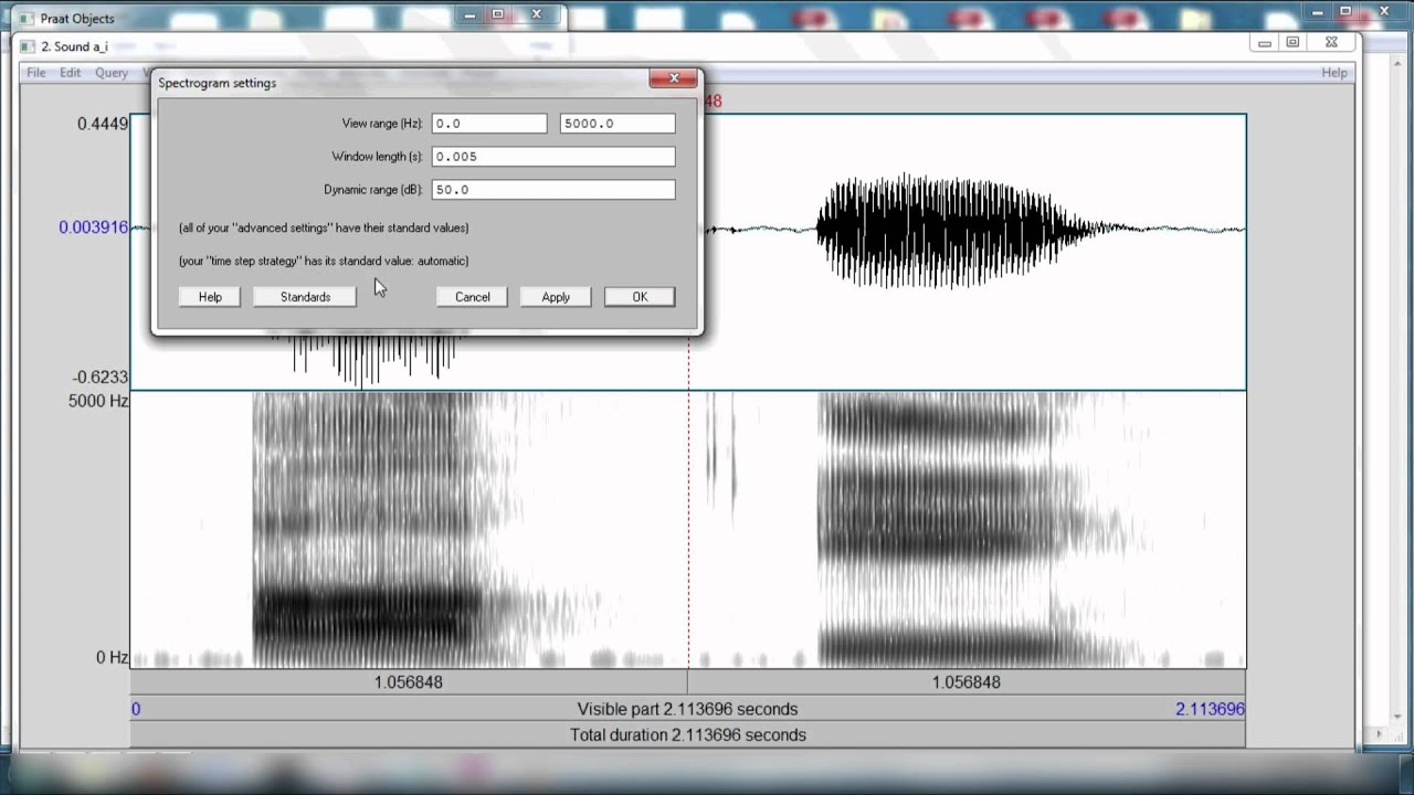 Introduction to Spectrogram Analysis