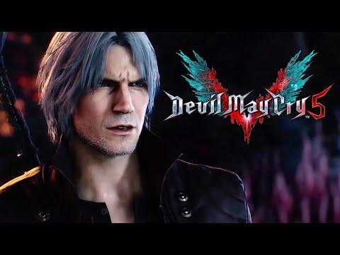 Devil May Cry 5 - Pre-Viz Live Action Cutscenes Official Trailer thumbnail