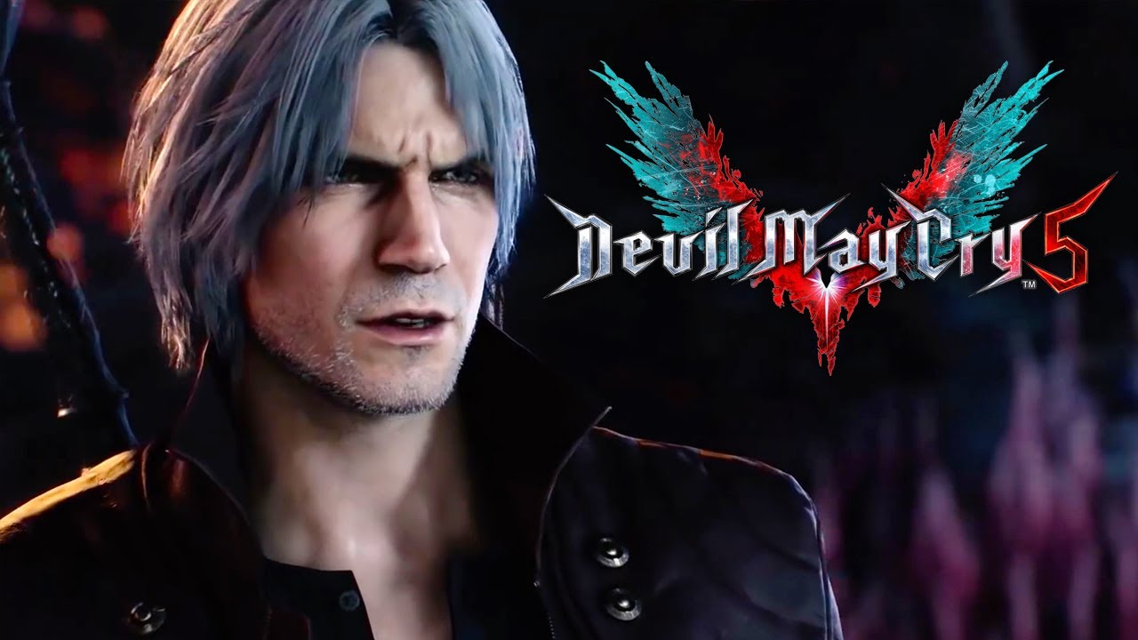 devil may cry 5 live action cutscenes