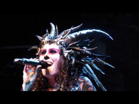 Within Temptation - intro + The Dance live ( black xmas)