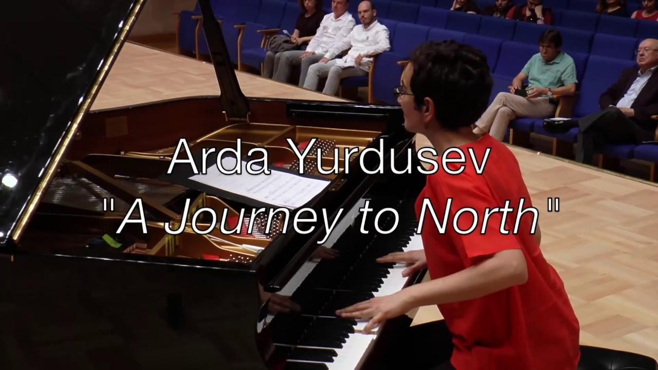 "Arda Yurdusev ""A Journey to North"" for trio"