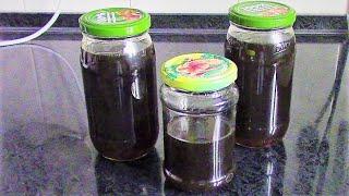Сироп из одуванчиков ( одуванчиковый мед ) . Как приготовить лечебный сироп из одуванчиков .