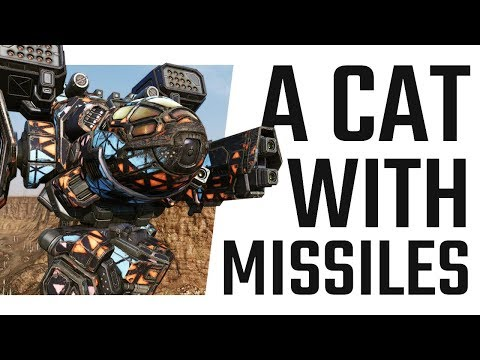 Shoot to Kill! The Tactical Missile Mad Cat - Mechwarrior Online The Daily Dose #519