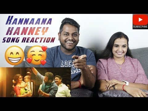 Kannaana Kanney Song Reaction | Malaysian Indian Couple | Viswasam Songs | Ajith Kumar