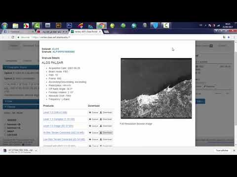 How To Download Free DEM Digital Elevation Model To Meters - Digital elevation model download