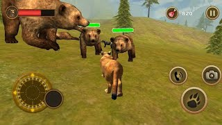 Puma family sim online Android Gameplay