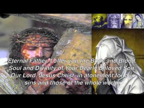 Chaplet of Divine Mercy / Passion of Christ in Song with Lyrics