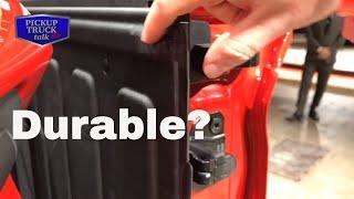 2019 Ram 1500 Multifunction Tailgate Walk Around - Durable?