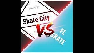 SKATECITY vs FL SKATE / GAME OF SKATE