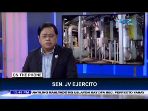 ICMYI: Interview with Senator JV Ejercito