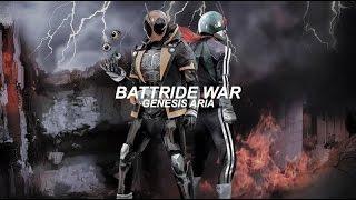 MAD Kamen Rider Battride War