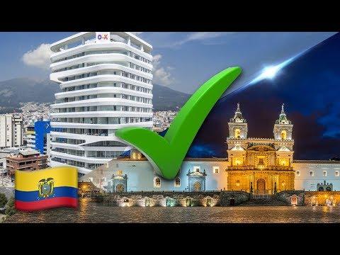 Las 10 ventajas de emigrar a Ecuador
