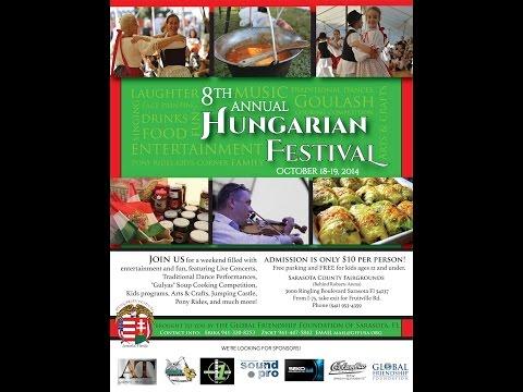 HUNGARIAN FESTIVAL OCTOBER 18th-19th 2014 IN SARASOTA FLORIDA