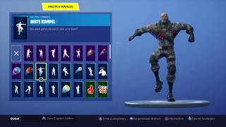 ALLE meine SKINS in Fortnite! (WERT: +25.000 V-Bucks)