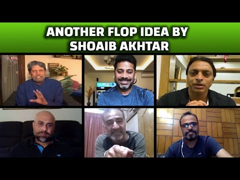 Another Flop Idea by Shoaib Akhtar ▶22:07