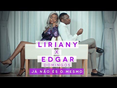Смотреть клип Liriany Ft. Edgar Domingos - Já Não És O Mesmo