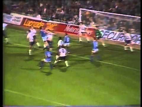 Tottenham 1 - 2 Southampton 1988/89