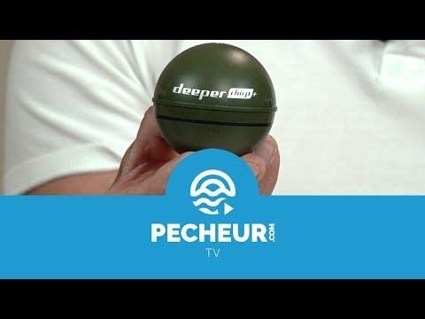 DEEPER CHIRP+ : Coup de coeur des Conseillers Pecheur.com