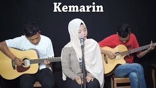 Seventeen - Kemarin Cover by Ferachocolatos ft. Gilang & Bala