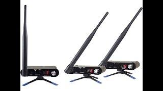 WiDigital System's Wireless Speaker Audio Matrix DJ Mikey Mike
