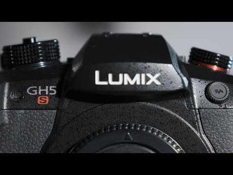 Panasonic GH5S Video Hands-On - Highlights of the New Camera