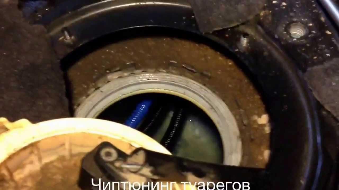 топливный насос в баке дизель фольксваген т5